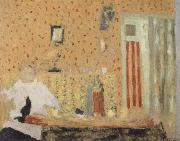 Edouard Vuillard After the Meal china oil painting reproduction